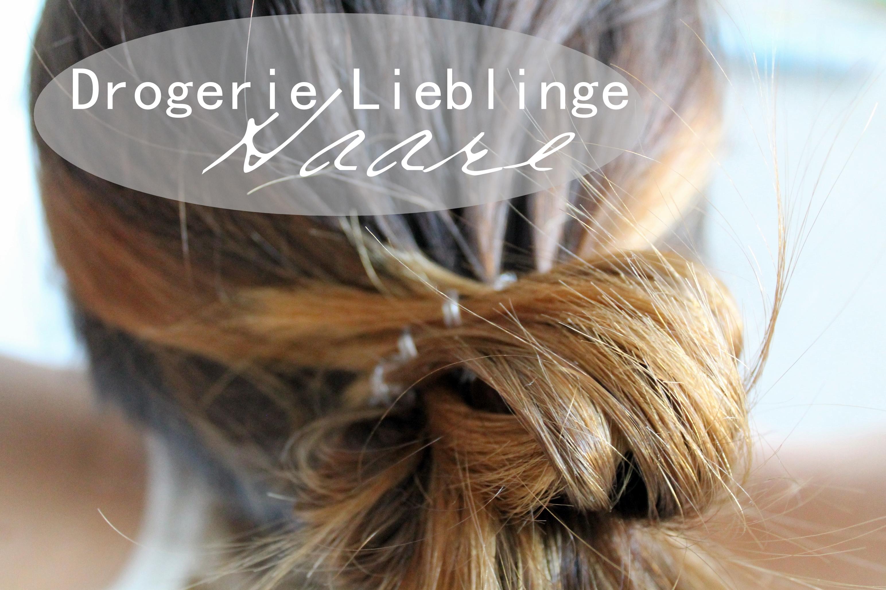 Drogerie Lieblinge Haare
