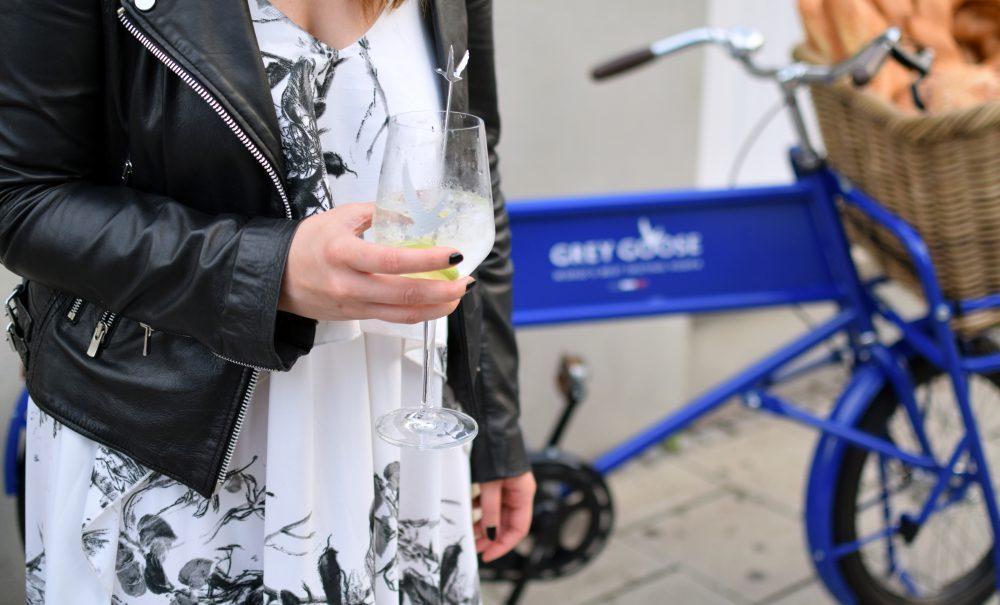 Cocktailstunde mit Grey Goose