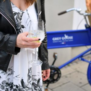 Cocktailstunde mit Grey Goose