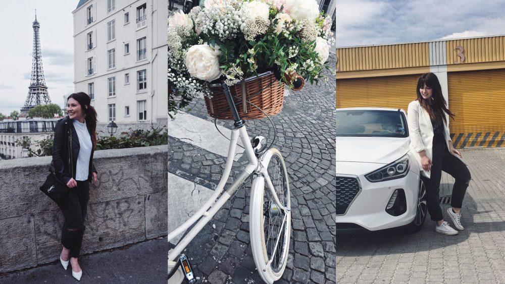 #Jestilunterwegs München, Frankfurt & Paris