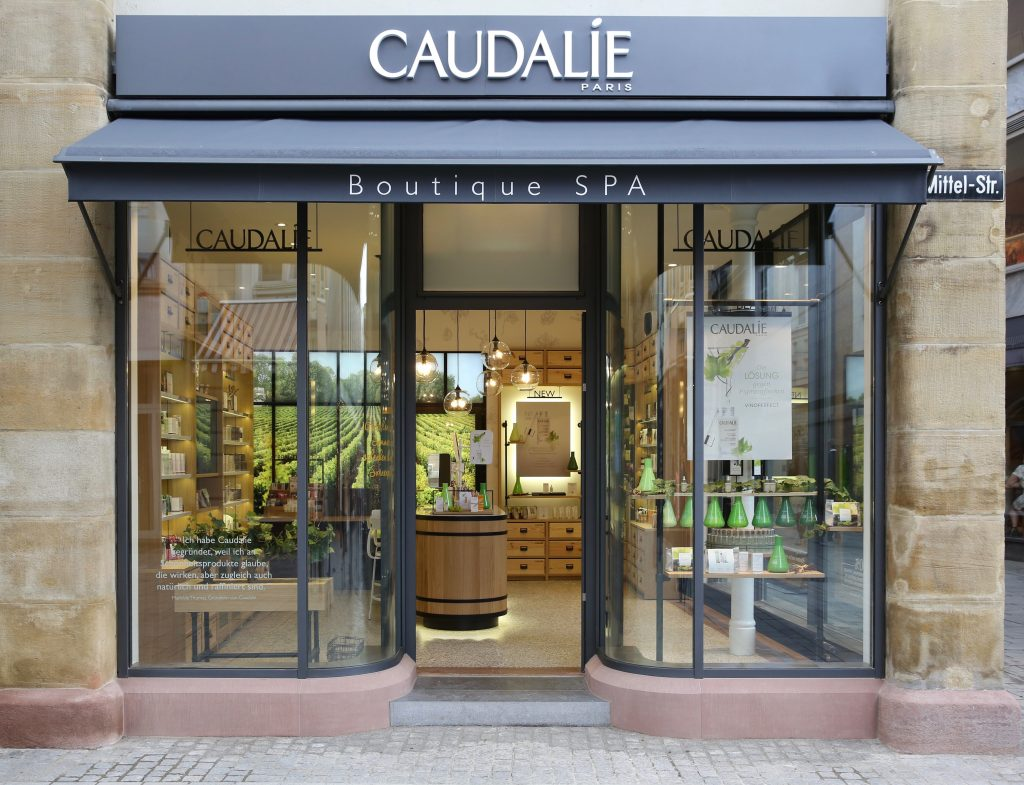 Düsseldorf Caudalie Boutique Spa 1
