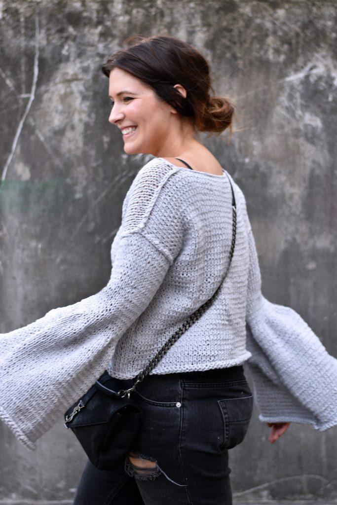Tulip Sweater Strickanleitung – Jestil