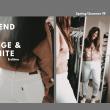 Trend Beige & White